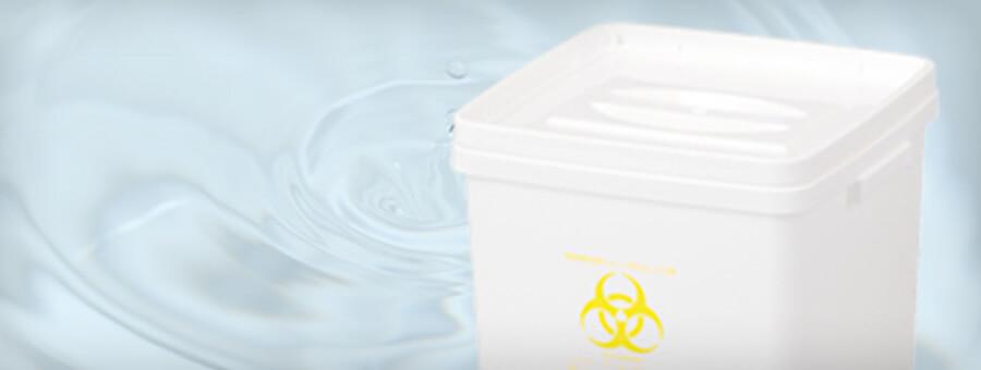 医療廃棄物容器紹介